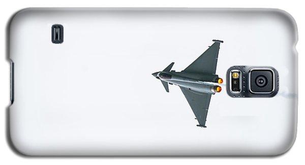The Eurofighter Typhoon Galaxy S5 Case