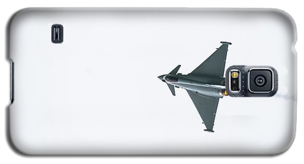 The Eurofighter Typhoon Galaxy S5 Case