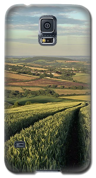 The Exe Valley Galaxy S5 Case