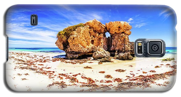 The Sentry, Two Rocks Galaxy S5 Case by Dave Catley