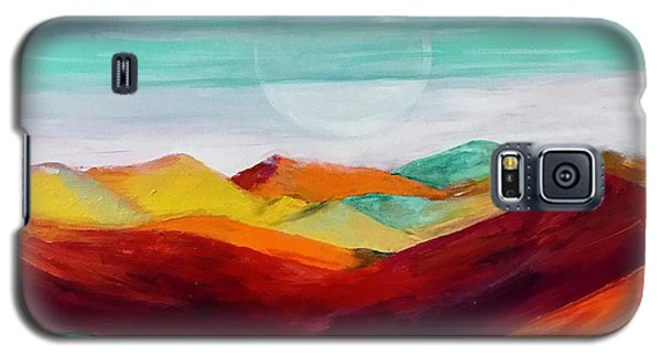 The Hills Are Alive Galaxy S5 Case by Kim Nelson