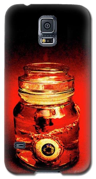 Iris Galaxy S5 Case - The Human Evolution by Jorgo Photography - Wall Art Gallery