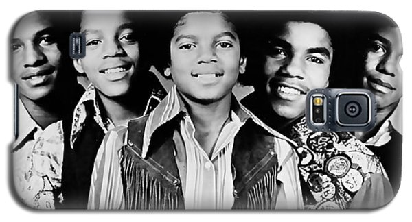 The Jackson 5 Collection Galaxy S5 Case by Marvin Blaine
