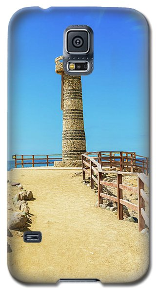 The Lighthouse In Salinas, Ecuador Galaxy S5 Case