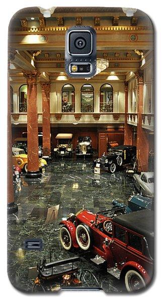 Grand Salon At The Nethercutt Galaxy S5 Case by Kyle Hanson