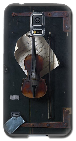 The Old Violin Galaxy S5 Case