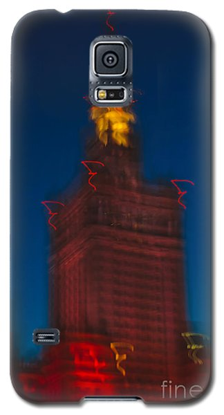 The Palace Of Culture And Science Galaxy S5 Case