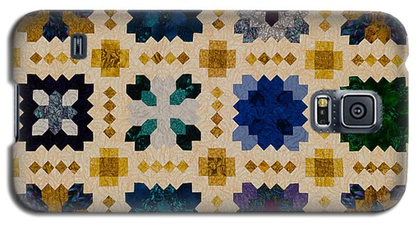 The Patchwork Of The Crosses Galaxy S5 Case
