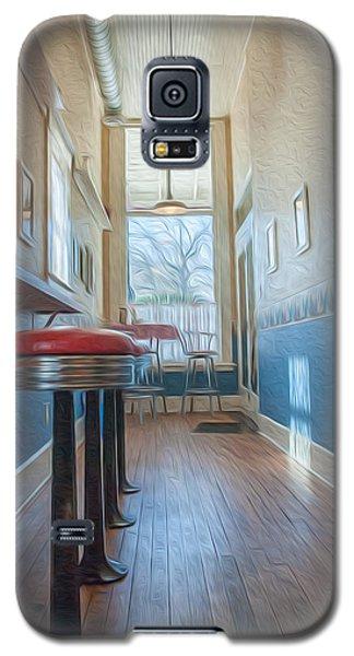 The Pie Shop Galaxy S5 Case by Dan Traun