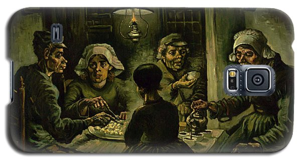 The Potato Eaters, 1885 Galaxy S5 Case