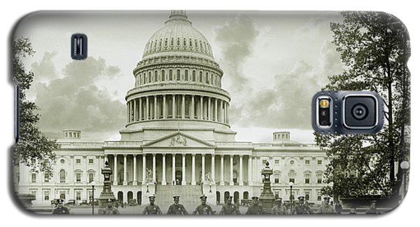 Whitehouse Galaxy S5 Case - The Presidents Club by Jon Neidert