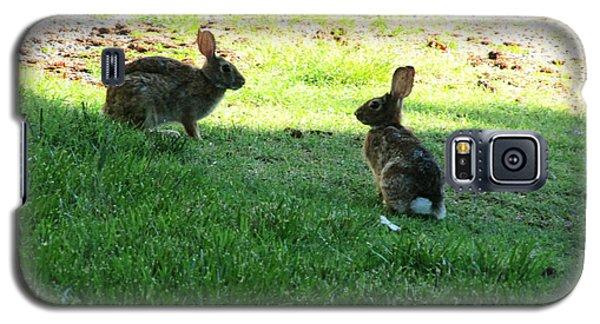 The Rabbit Dance Galaxy S5 Case