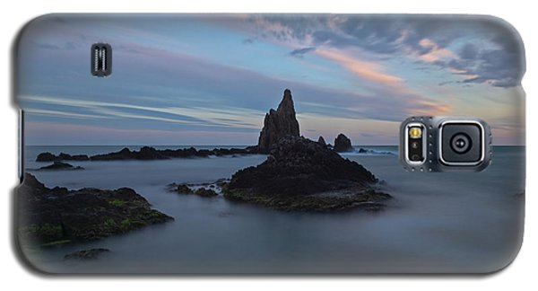 The Reef Of The Cape Sirens At Sunset Galaxy S5 Case