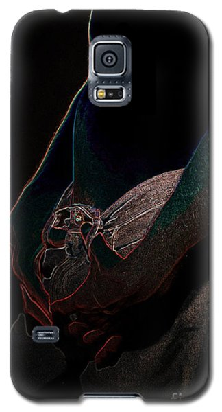 The Shadow Galaxy S5 Case