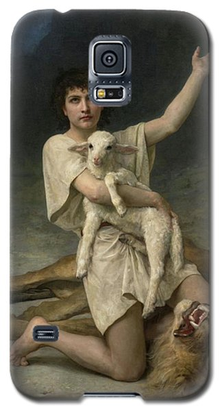 The Shepherd David Triumphant Galaxy S5 Case