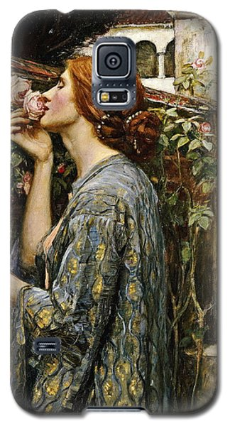 The Soul Of The Rose Galaxy S5 Case