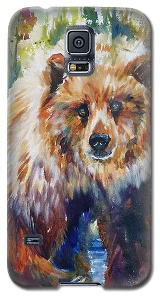 The Summer Bear Galaxy S5 Case