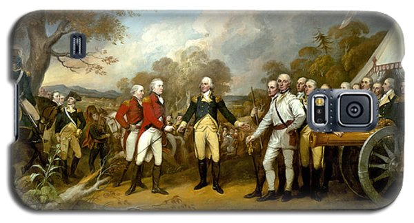 The Surrender Of General Burgoyne Galaxy S5 Case
