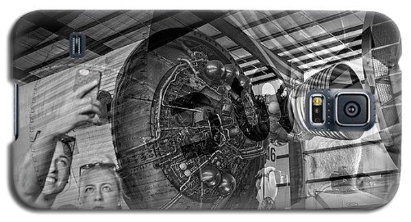 The Tourists - Houston Space Center Nasa Galaxy S5 Case