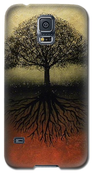 The Tree Of Life Galaxy S5 Case by Edwin Alverio