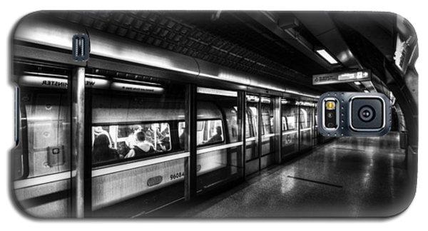 The Underground System Galaxy S5 Case by David Pyatt