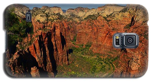 The Virgin River Galaxy S5 Case