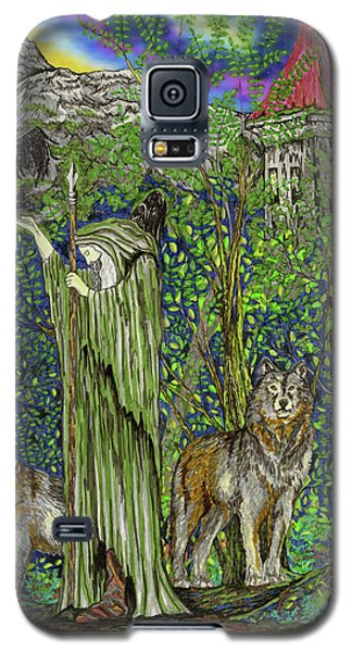 The Wanderer Galaxy S5 Case
