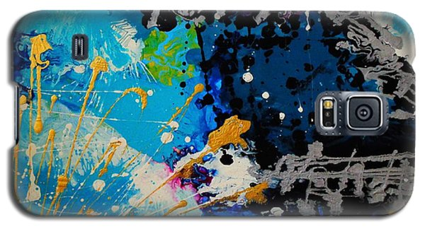 The Wave Galaxy S5 Case
