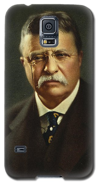Theodore Roosevelt - President Of The United States Galaxy S5 Case