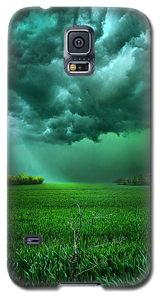 There Came A Wind Galaxy S5 Case
