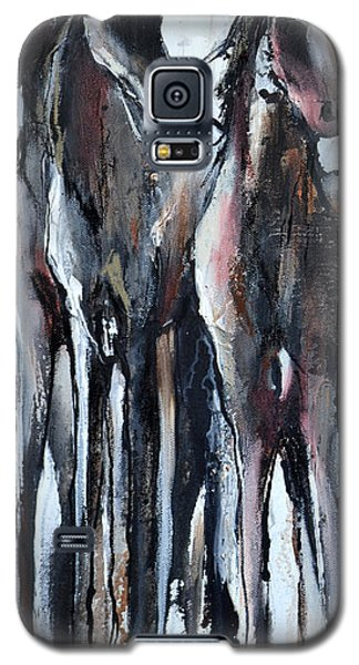 Three Galaxy S5 Case by Cher Devereaux