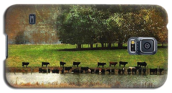 Till The Cows Come Home Galaxy S5 Case