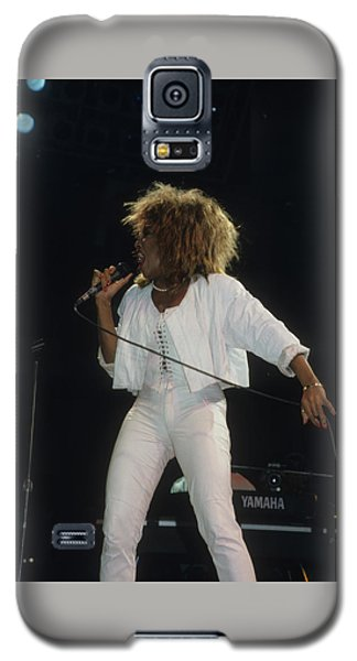 Tina Turner Galaxy S5 Case
