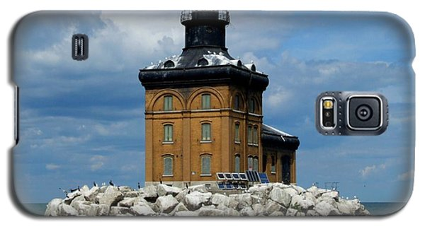 Toledo Harbor Lighthouse Galaxy S5 Case