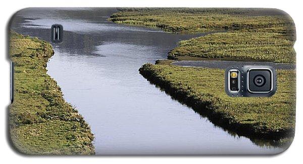Tomales Marsh Galaxy S5 Case