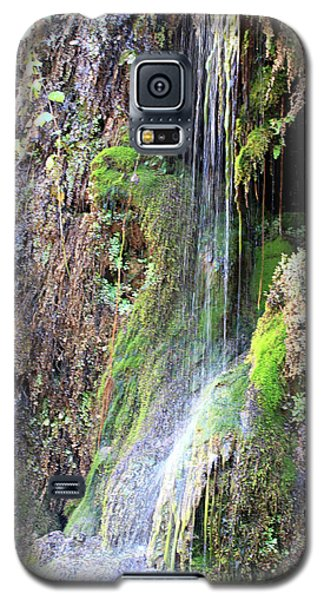 Tonto Waterfall Cave Galaxy S5 Case