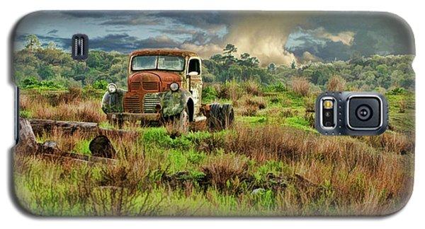 Tornado Truck Galaxy S5 Case