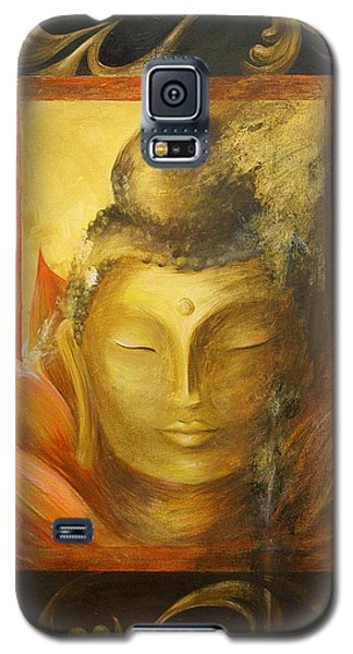 Galaxy S5 Case featuring the painting Transcendence by Dina Dargo