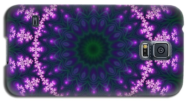 Transition Flower  Galaxy S5 Case by Robert Thalmeier