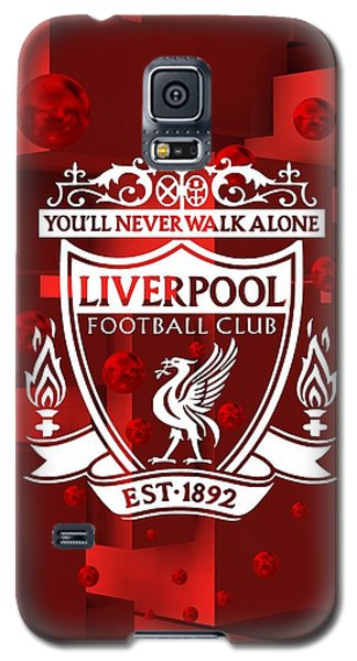 Tribute To Liverpool 3 Galaxy S5 Case