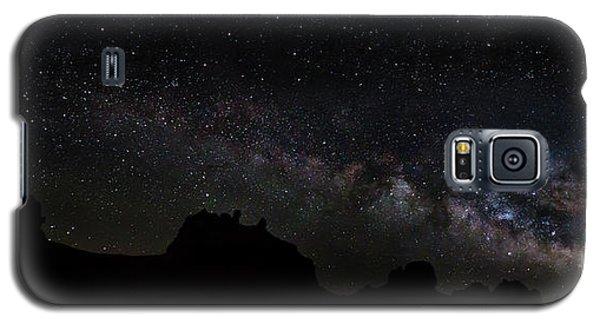Trona Pinnacles Milky Way Galaxy S5 Case