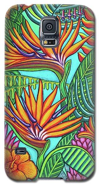 Tropical Gems Galaxy S5 Case