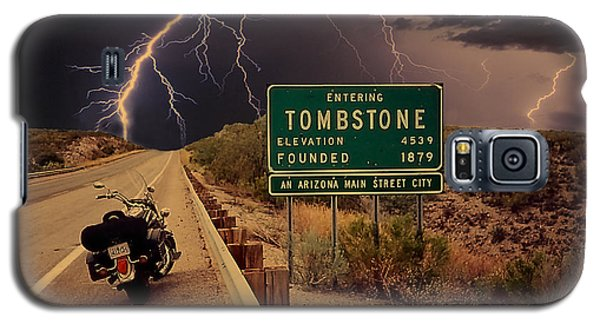 Trouble In Tombstone Galaxy S5 Case