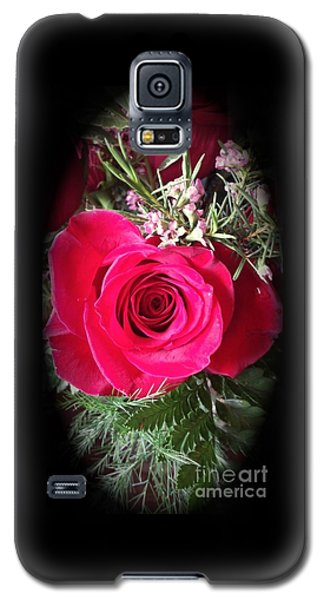 True Love Galaxy S5 Case by Becky Lupe