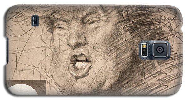 Trump Galaxy S5 Case by Ylli Haruni