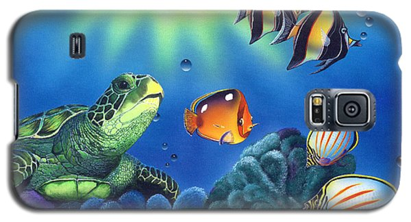 Turtle Dreams Galaxy S5 Case