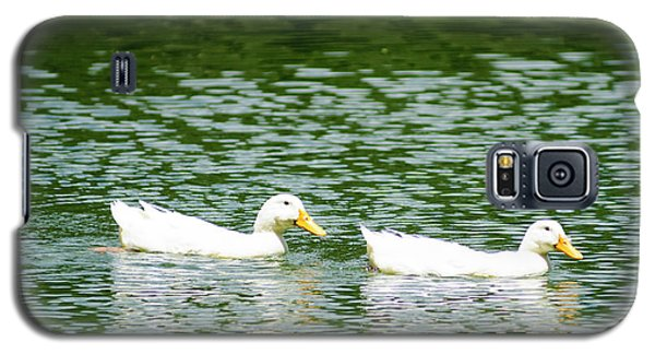 Two Ducks Galaxy S5 Case