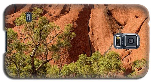Galaxy S5 Case featuring the photograph Uluru 07 by Werner Padarin