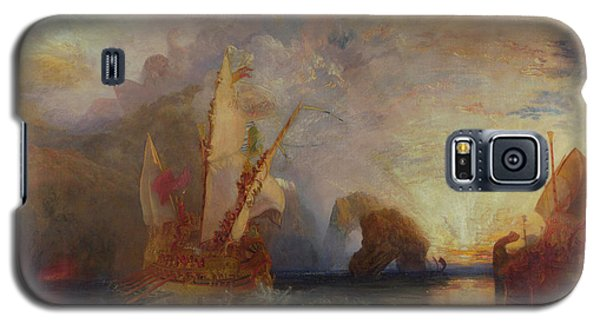 Cyclops Galaxy S5 Case - Ulysses Deriding Polyphemus - Homer's Odyssey by Joseph Mallord William Turner