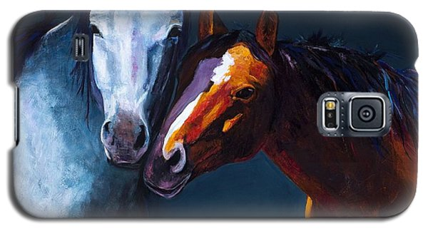 Unbridled Love Galaxy S5 Case by Frances Marino